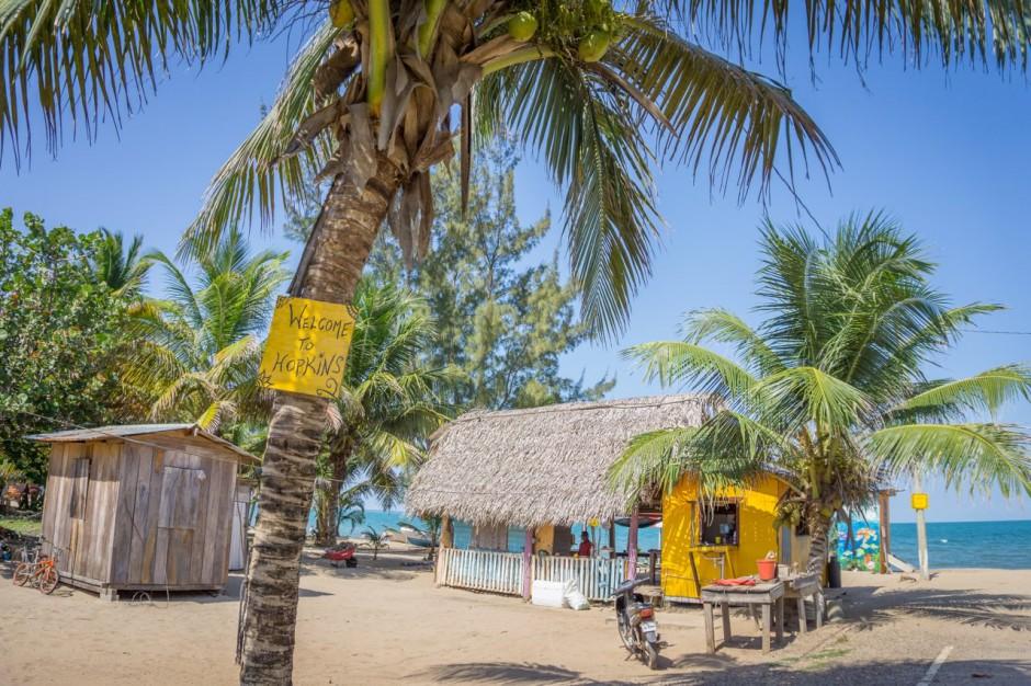 Belize Hopkins Almond Beach Jaguar reef