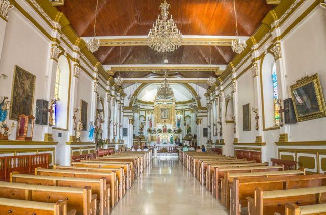San Cristóbal de las Casas Mexiko Iglesia de Guadalupe