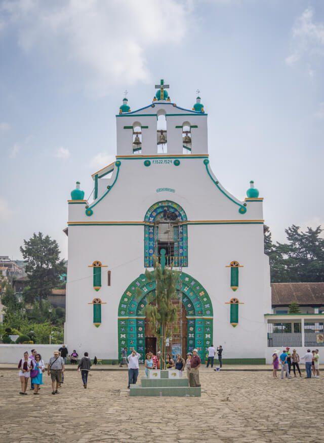 San Cristobal de las Casas Chamula Kirche