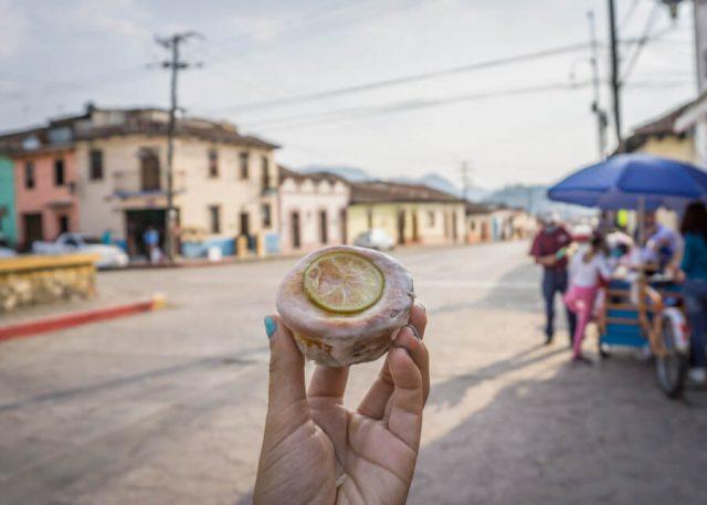 San Cristobal de las Casas Mexiko Cupcake