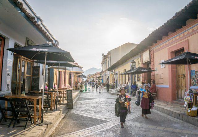 San Cristobal de las Casas Mexiko Real de Guadalupe