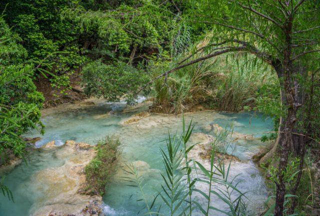 San Cristobal de las Casas Wasserfall Chiflon