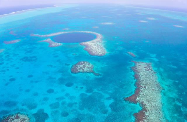 Belize Highlights nicht verpassen Blue Hole La Beliza Island Resort Ambergris Caye