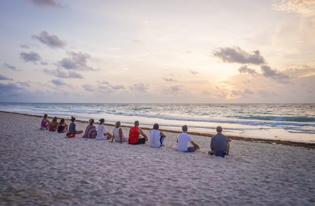 Tulum Mexiko Life Source Retreats