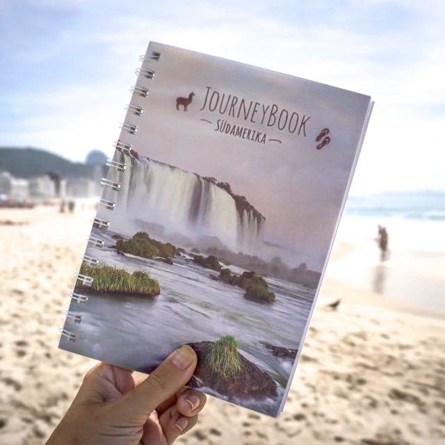Geschenke für Reisende Reisetagebuch