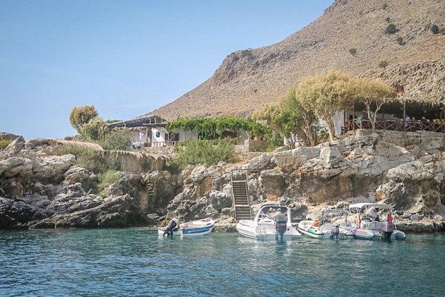 Chania Kreta Marmara Beach