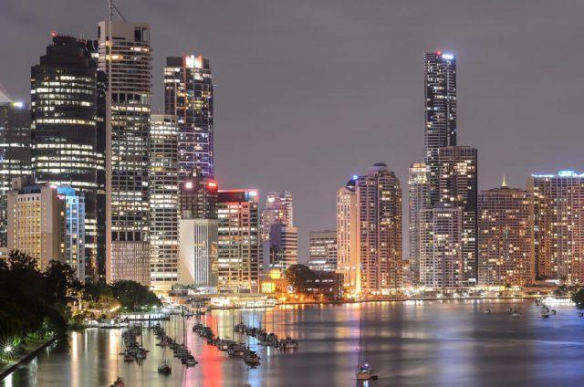 Australien Ostkueste Brisbane