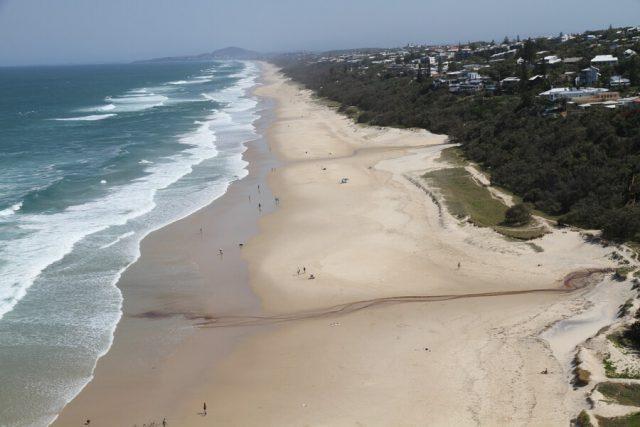Australien Ostkueste Noosa