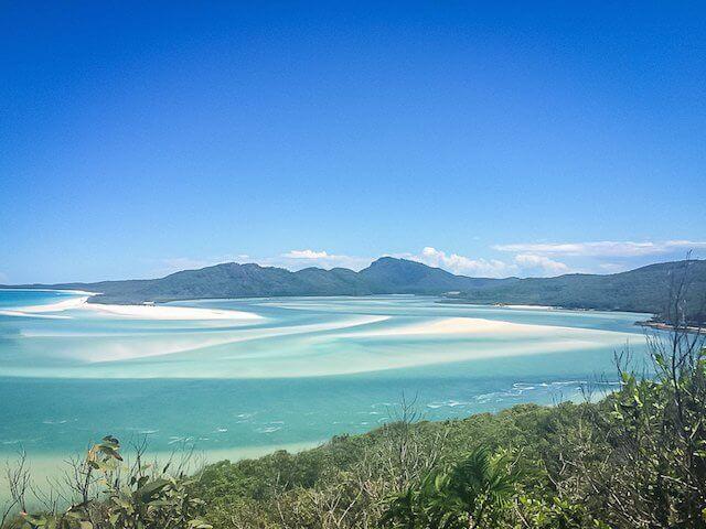 Australien Ostküste Whitsunday Inseln Reiseziele September