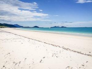 Australien Ostküste Whitehaven Beach Reiseziele September