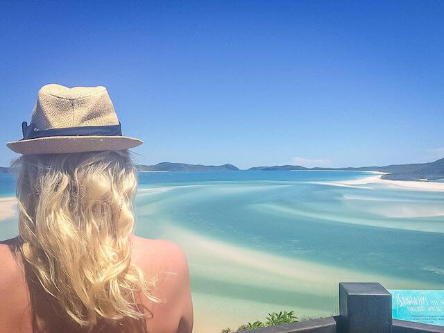 Australien Ostküste Whitsunday Inseln