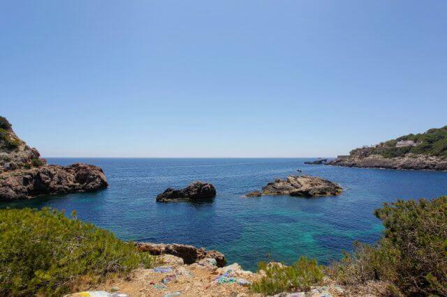 Ibiza cala oliveira