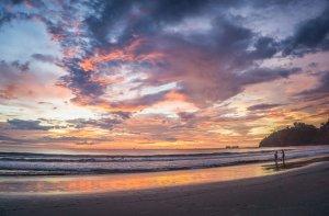 Costa Rica Flamingo Beach Strand