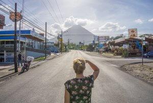 Costa Rica La Fortuna Arenal Vulkan