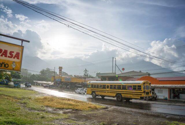 Costa Rica Tenorio Rio Celeste