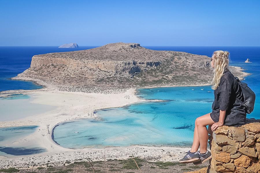 chania kreta balos beach