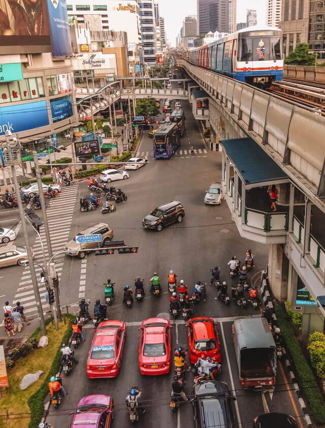 Bangkok Sehenswuerdigkeiten Fahrradtour