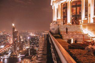 Bangkok Sehenswuerdigkeiten Lebua Sky Bar