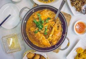 Singapur Sehenswuerdigkeiten Essen Chili Crab Jumbo Seafood