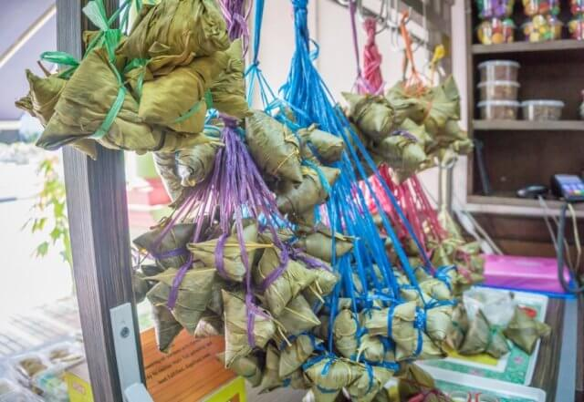 Singapur Sehenswuerdigkeiten Essen Dumplings