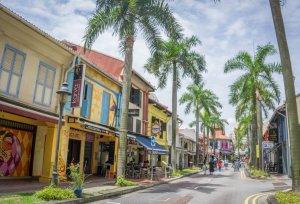Singapur Sehenswuerdigkeiten Kampong Glam