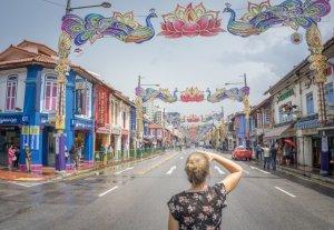 Singapur Sehenswuerdigkeiten Little India