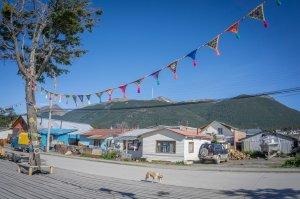 Chile Feuerland Puerto Williams