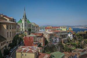 Santiago de Chile Valparaiso