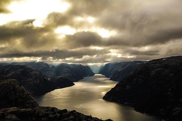 Norwegen Fjordland