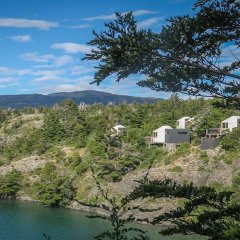 Ninas personal heaven in Chile a luxurious jurt in middlehellip
