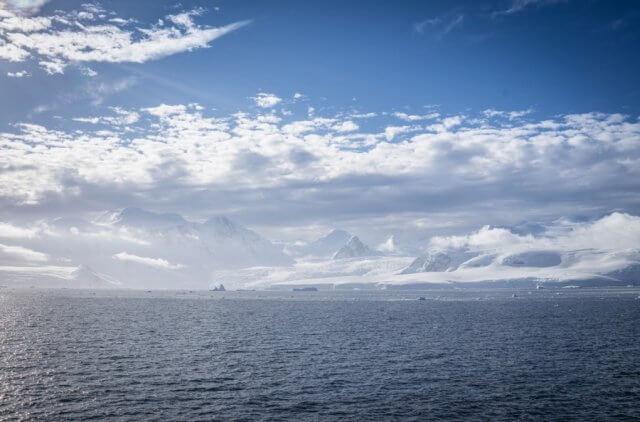 Antarktis Hurtigruten MS Midnatsol Gerlache Strait