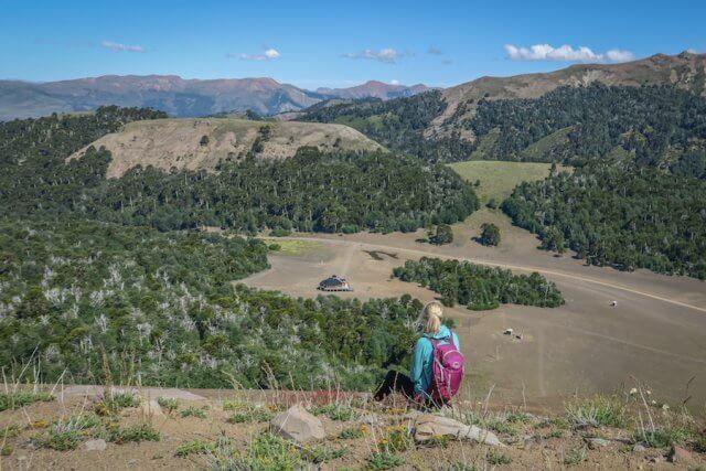 Araukania Chile Araukariawälder