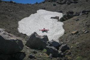 Araukania Chile Vulkanbesteigung