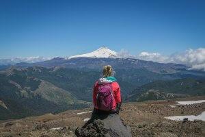 Araukania Chile Villarrica