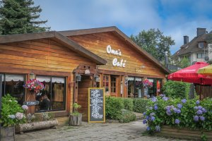 Araukania Chile Pucon Cafe