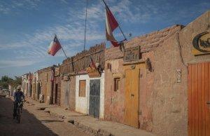 Atacamawüste San Pedro de Atacama