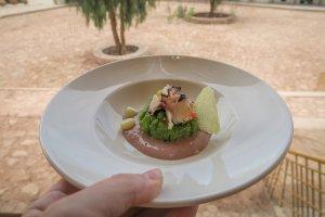Atacamawüste Explora Lunch