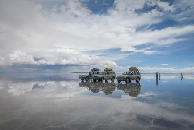 Salar de Uyuni Tour Bolivien