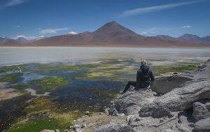 Salar de Uyuni Tour Laguna Blanca