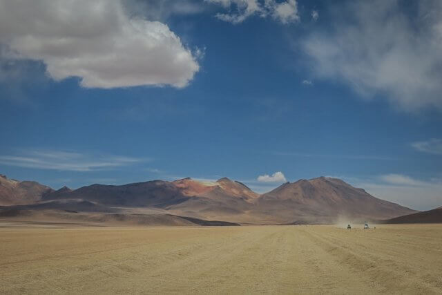 Salar de Uyuni Tour Salvador Dali Desert