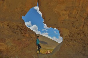 Salar de Uyuni Tour Lost City Bolivien