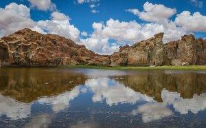 Salar de Uyuni Tour Hidden Lake