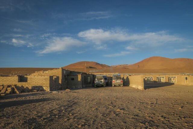 Salar de Uyuni Tour Unterkunft