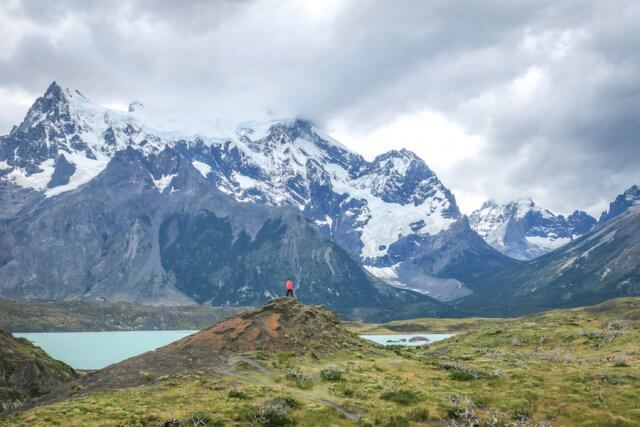 Torres del Paine Chile Panorama