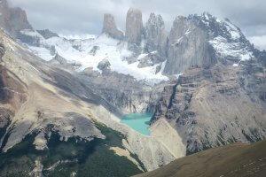 Torres del Paine Chile Wahrzeichen