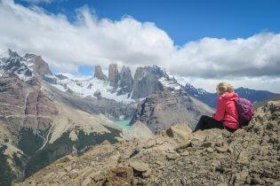 Torres del Paine Chile Drei Türme