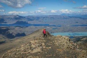 Torres del Paine Chile Lago Sarmiento