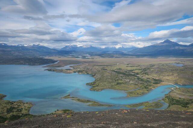 Torres del Paine Trekking Lazo Weber