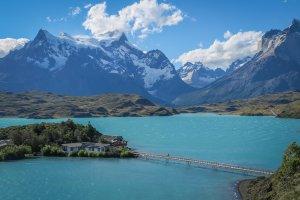 Torres del Paine Trekking Lago Pehoe