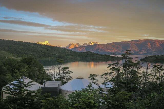 Torres del Paine Trekking Patagonia Camp Jurte
